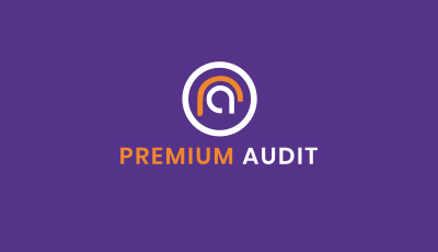 nouveau site logo premium audit
